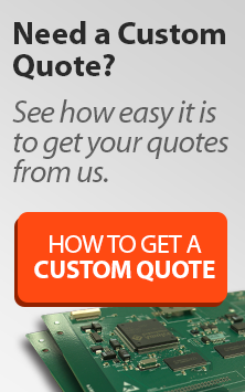 custom printed circuit board quote
