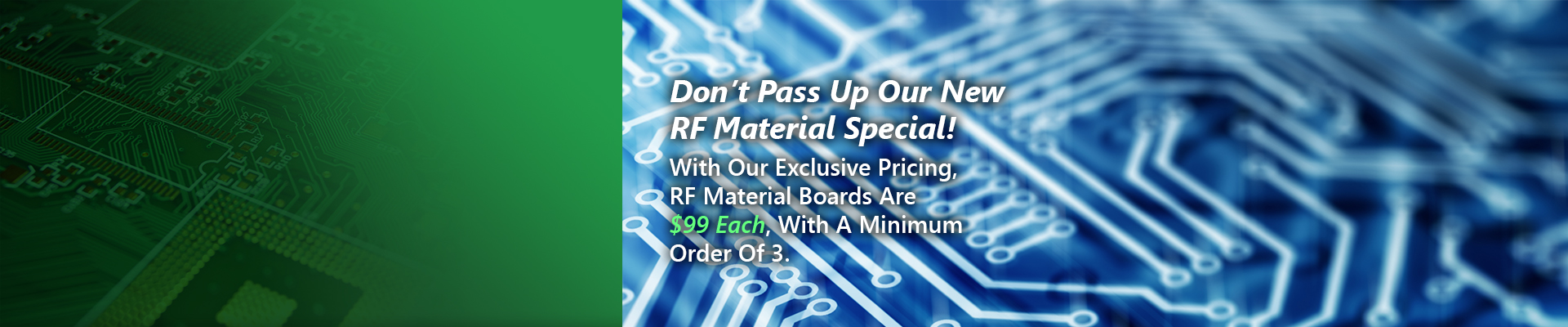 RF Material Special
