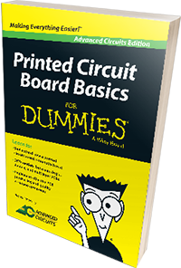 printed circuit board basics for dummies book