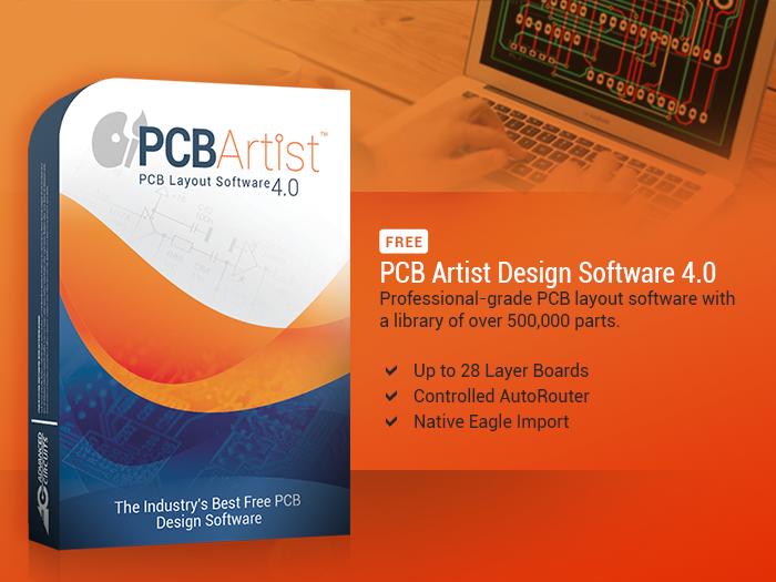 PCB Design Software | PCB Artist | Advanced Circuits