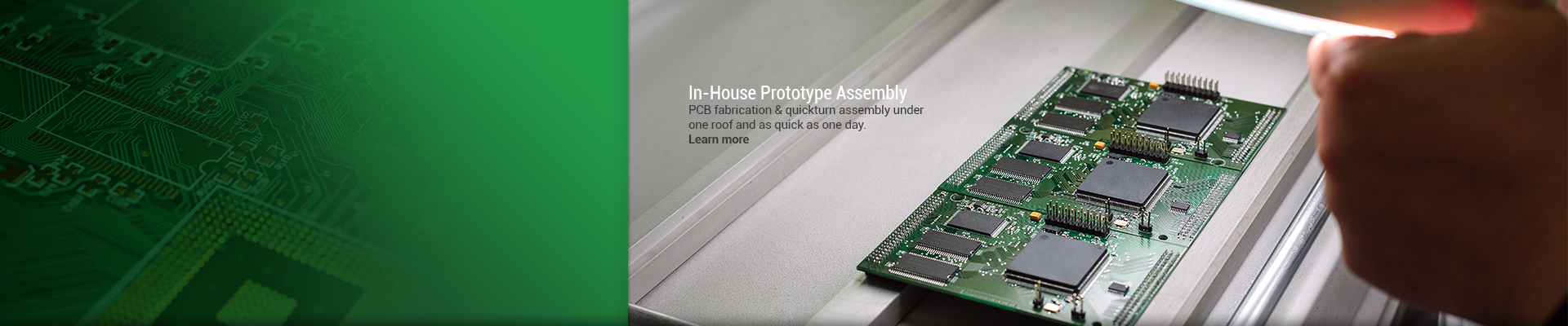 Printed Circuit Board Manufacturer & PCB Assembly | Advanced