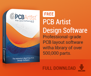Printed Circuit Board Design Software | PCB Artist