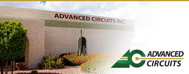 PCB manufacturing Arizona, USA | Advanced Circuits